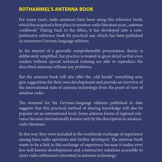 Book Of Antenna